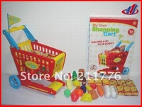 Cut Fruit Plastic Food Kitchen Toy