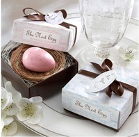 Free shipping- Wedding favors gifts / colorful egg craft soap/ 16pcs per lot / wholesale