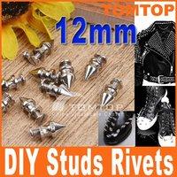 Клепки для одежды TOMTOP 1000 8 /0.3 DIY Leathercraft H8544