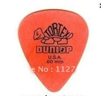 Wholesale -72 piece Guitar Picks .60 mm Orange Tortex Guitar Picks from china free shipping