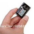 Newest Smallest mini HD Digital Video Camera Mini DV DVR with retail box Free shipping