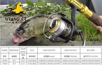 Free shipping ,Superior Carp Fishing Reel 9+1BB SW50