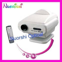 NH500 auto chart projector with LED lamp, Shin-Nippon type ophthalmic projector, led projector ' lowest shipping costs ! '(China (Mainland))