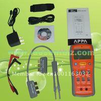 Free Shipping APPA 703 Innovative LCR Meter(10KHz) Orange Wholesale