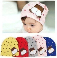 Wholesale 10pcs/lot Baby cute hat Kids caps