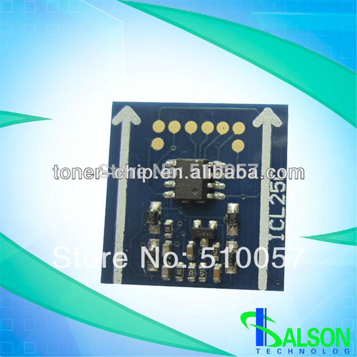 C118 M118 toner reset cartridge chip for Xerox 118 laser printer ...