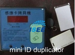 ID duplicator,Card Duplicator,ID card,electric door card,ID tag,locksmith tools,remote master Free Shipping(China (Mainland))