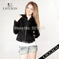 Женская одежда из кожи и замши LICCICO jakcet #hd/60/1 HD-60-1