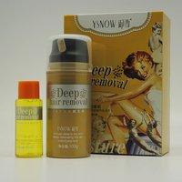 Deep embellish clean set body hair removal cream depilatory cream