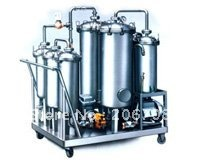 Stainless Steel Cooking Oil Purifier, biodiesel Oil Pre-treatment, oil filtration unit(China (Mainland))
