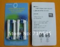 electric toothbrush heads EB20 ( SB20-4A) Precision Clean Neutral package Oral  brush heads(4pcs=1pack)4pcs Free Shipping