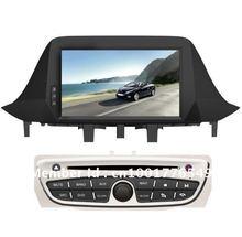 Renault Megane III/ Fluence Car DVD Player with GPS,Blutooth,IPod,TV, V-CDC,3G Modem(China (Mainland))