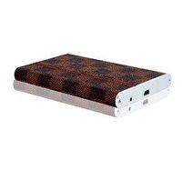 "Portable USB2.0 2.5"" External Data SATA Aluminum Storage for Notebook Desktop MAC"