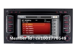 Special Car DVD Autoradio For VW Touareg with GPS,Bluetooth,TV,IPOD,CAN-BUS(China (Mainland))