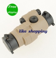 Sight Rubber Cover for Aimpoint comp M2 tan free ship