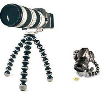 2012 New Mini Camera Tripod Flexible Ball octopus Leg Digital Camera Tripod lowest price