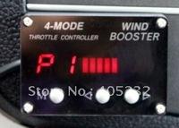4-mode 10-STEPS Throttle Controller suitable for Toyota FJ Cruiser/Sienna