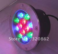 Уличная встраиваемая лампа OEM DHL 10pcs/lot 4W , DC12V, /, lightinng, 4 * 1w Led