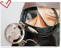 Naruto necklace ,NEW Naruto Pendant Naruto ANIME necklace sya rin gan Phone chain