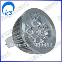 MR16 W.White 4 LED Bulb Spot Light Lamp Downlight 80388