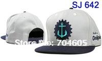 Wholesale snapbacks 13pcs/lot Baseball cap Blank snapbacks Pink Dolphin  snapback Caps Adjustable caps Mens brand hats