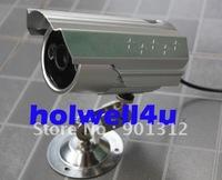 >25m Night Vision 3pcs array ir LED Motion Detect Dome Camera Recorder DVR use TF card