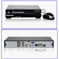 F02601 SA-7104V 4CH DVR Recorder Monitor H.264 , Standalone Network PTZ Surveillance/ Security / CCTV / Mobile + Freeship