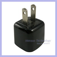 Free shipping AC USB Home Wall Charger For Blackberry Torch 9800 9700 9300 8520