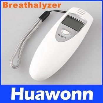 LCD Digital Alcohol Breathalyzer Breath Tester Analyzer, freeshipping,H39