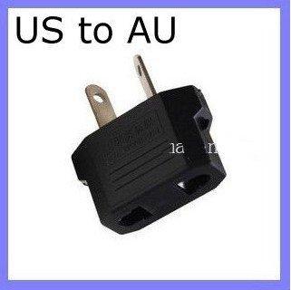 50pcs/Lot Universal AC Power Plug Travel Adapter(Adaptor) for Australia AU