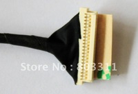 "Free shipping brand new orgianl screen cable for  HP DV3 DV3-2200 DV3-2300 13.3"" screen LCD Cable DC020000M00"