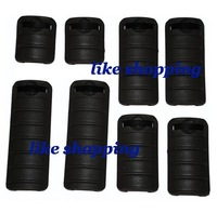 Knight KAC Handguard RAS RaiL 8pcs Cover Black free ship