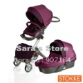 Buy Purple Stokke Xplory Stroller,No 1 Stokke Stroller Purple, Enjoy More Discount Free Shipping Hot Selling(China (Mainland))