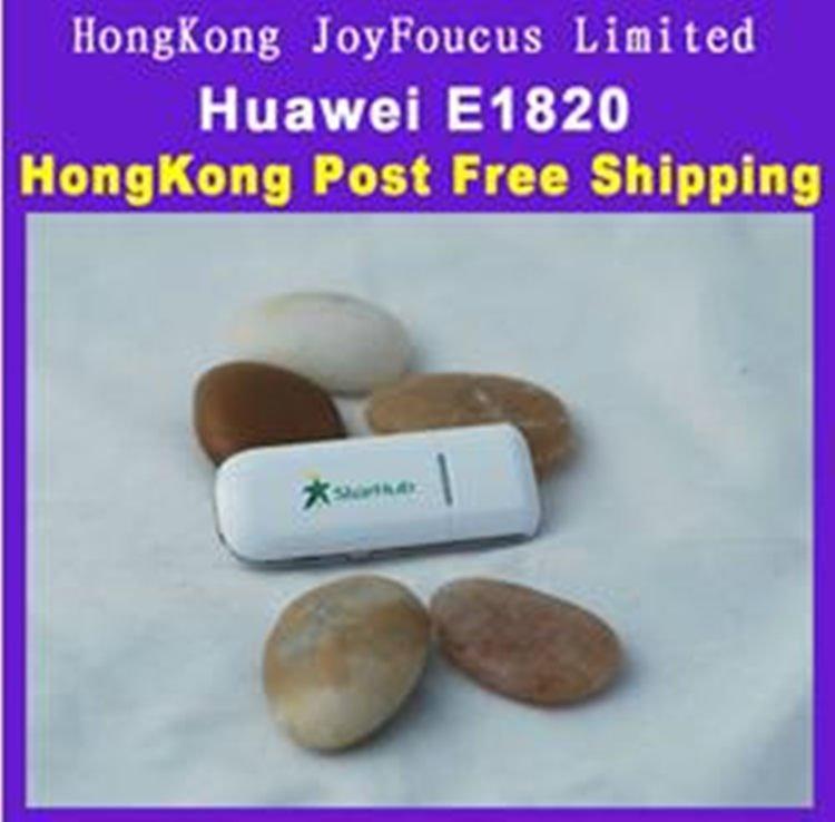 Free Sample Huawei E1820 3G USB Wireless Modem 21.6M Support  External Antenna From Joyfoucus