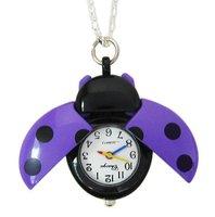 Free shipping Hot Beetle Pendant Pocket Watch Gift Watch Locket Key Chain retro sweater necklace Pocket watch/8C11Z 30pcs/lot