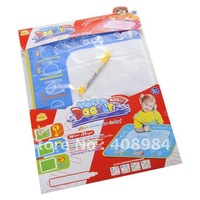 free shipping Aquadoodle Doodle Drawing Canvas  Magic Pen Water Drawing