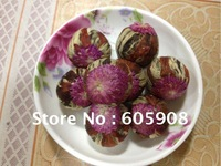12pieces* jasmine flavor blooming tea ! Free Shopping!