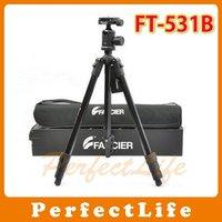 Height Professional Portable Aluminum Tripod WT-531B Photographic tool 4pcs/lot A011AE004