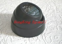 Home Protection !!! Small ABS Plastic Dummy Simulated False IR LED Dome Security Camera Free Shipping