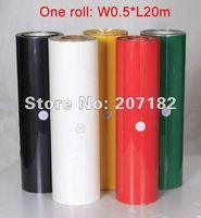 One roll 0.5*20m PU Vinyl Transfer Film,Cutting Plotter Film, Heat Transfer Film,Transfer Film