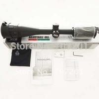 Hot ! !  4pcs Leapers UTG 4-16x50AO Mil-dot  Full Size Tactical Optics Hunting Scope Riflescope SCP-416AOMDLTS