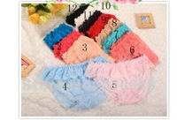 hot selling lace sexy briefs #K3899 for women / fashion underwear / wholesale & retail / free shipping