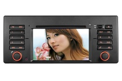 Car DVD Player for BMW 5 Series(E39,1995-2003) & BMW X5(E53,1999-2006)+GPS+CANBUS+2GB SD card with free shipping(China (Mainland))
