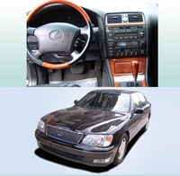 ANDROID CAR DVD ANDROID LEXUS 97-00 LS400 CAR DVD GPS NAVI CAR TV RADIO IPOD RDS BT 3G WIFI +MAPS+FRAME