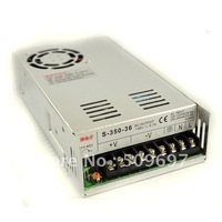 100% New 350W 36V DC 10A Regulated Switching Power Supply Wholesale Price S-350W-36V-10A