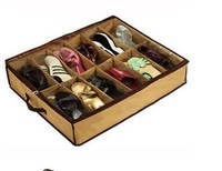 Free Shipping 3pcs/Lot Transparent Shoes Storage Box WaterProof /Home Storage box/ shoe box