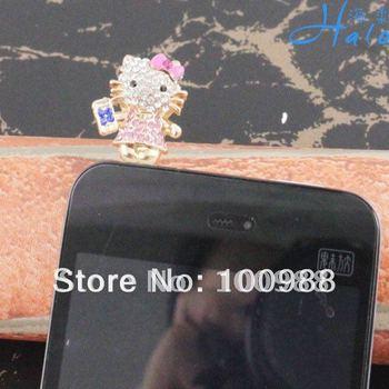 IP086 10pcs/Lot Trendy 3.5MM headphone jack plug