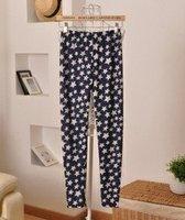 FS640 autumn fashion thin elastic cotton loose harem pants casual trousers free shipping