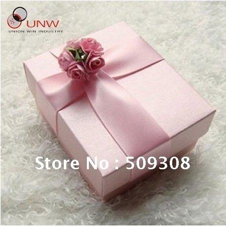 Square Wedding Gift Favor Box, View Wedding Gift Box, FAVOR BOX