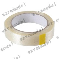 "24mm x 54.8 m  1"" x 60 yd Filament Strapping Tape (1-Roll) 13004"